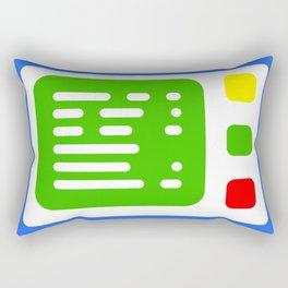 Beta One Command Base Rectangular Pillow