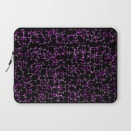 Cube Skeletons - Pinks in Space Laptop Sleeve