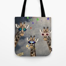 Animal Collection -- Let's Take  A Selfie Tote Bag