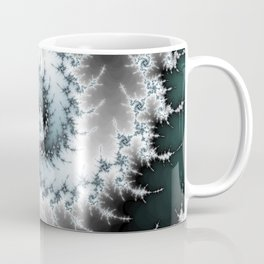 Fractal Vortex Coffee Mug