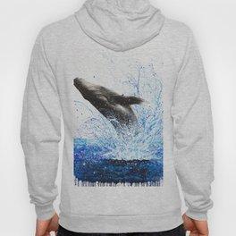 Whale Waves Hoody