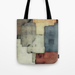 Geometric/Abstract DZ Tote Bag