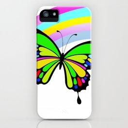 Butterfy iPhone Case