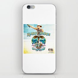 KENNY CHESNEY TOUR 2016 iPhone Skin