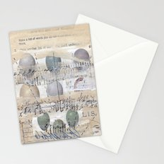 Ascension Through Clouds Stationery Cards