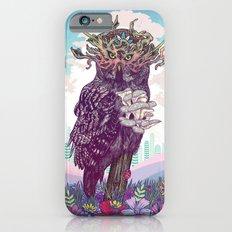 Journeying Spirit (Owl) iPhone 6s Slim Case