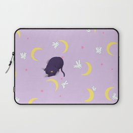 Sailor moon bed Laptop Sleeve