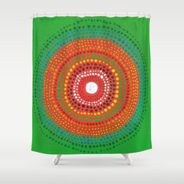 Dotto 15 Shower Curtain