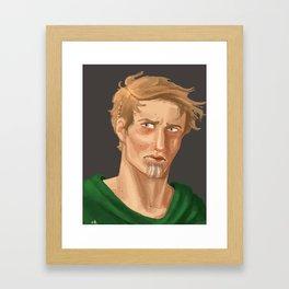 Neil Framed Art Print