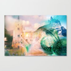 Antiquity [link in description for beter view] Canvas Print