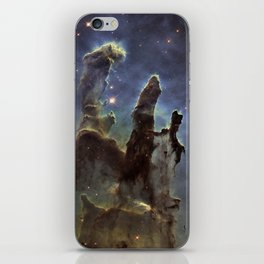 Pillars of Creation (Eagle Nebula) iPhone Skin