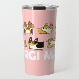 Corgi Mama Travel Mug