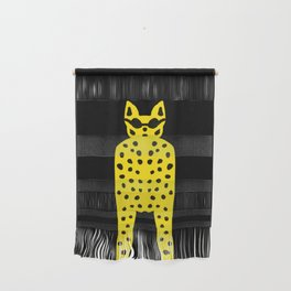 Leopard in Dark Glasses - Cool Cat Dude! Wall Hanging