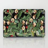 botanical iPad Cases featuring BOTANICAL  by sametsevincer