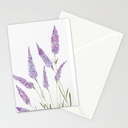 Lavander Stationery Cards