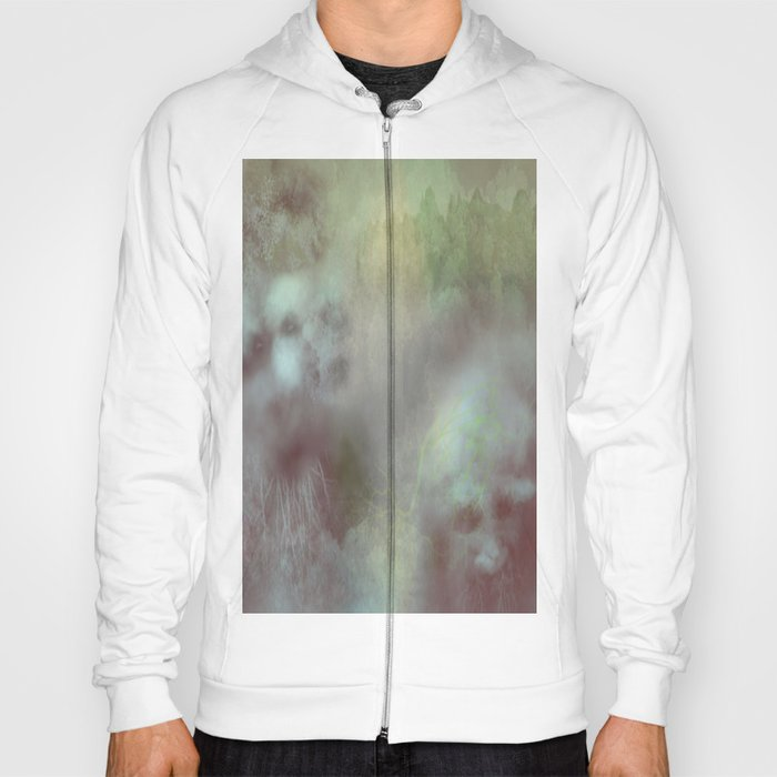 The ghosts of the cursed forest Hoody