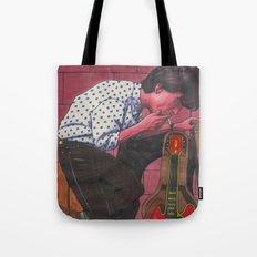 Johnny M. Tote Bag