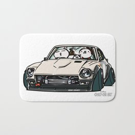 Crazy Car Art 0155 Bath Mat