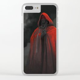 The Decayed Clear iPhone Case