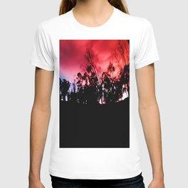 Intense mountain. T-shirt