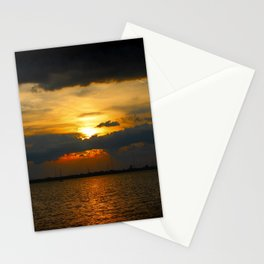 Sunset 070618 Abilene,Texas Stationery Cards