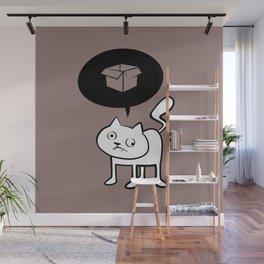 minima - derpicat | box Wall Mural