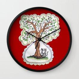 Remedy III Wall Clock