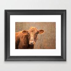 Grain Time Framed Art Print