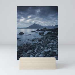 Elgol Beach Mini Art Print