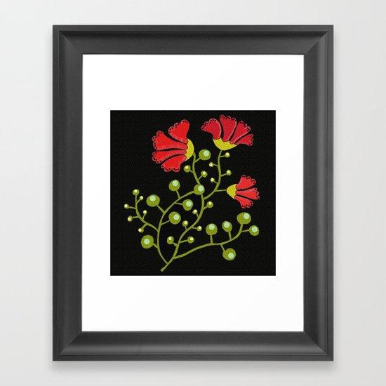 helsinsky Framed Art Print