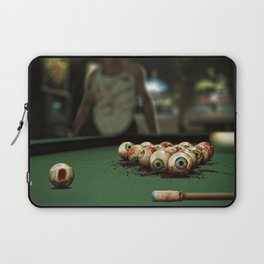 Killer Poolgame Laptop Sleeve