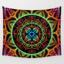 Springtime Sugar Rush Wall Tapestry