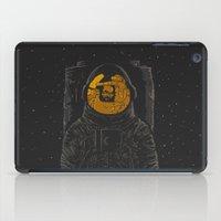 dark side of the moon iPad Cases featuring Dark side of the moon by Rodrigo Ferreira