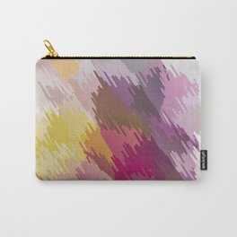 Abstraction. Scribbling with colored pencils . Carry-All Pouch