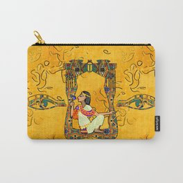 Egyptian Fusion Carry-All Pouch