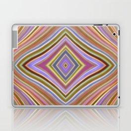 Wild Wavy Lines XXVI Laptop & iPad Skin