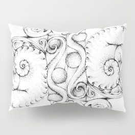 A Dragon Life Cycle Pillow Sham