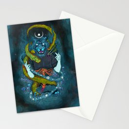 no miracles (full colour) Stationery Cards