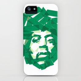 Jimmy Hendrix Pop Art  iPhone Case