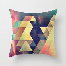 shyft Throw Pillow