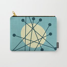 1950s atomic design Carry-All Pouch