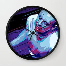 Hannibal Lecter // Evil Villians Wall Clock