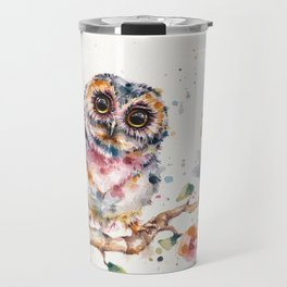 Yep, Cute Is My Middle Name (Owl) Travel Mug