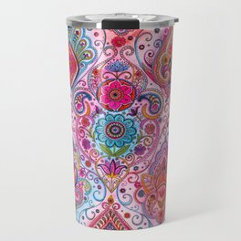 Indian Summer Travel Mug