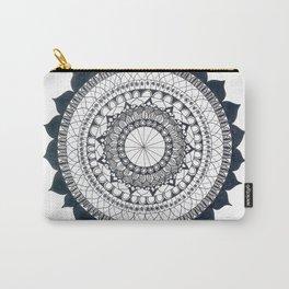 Zen Mandala Carry-All Pouch