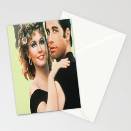 Grease  Stationery Cards