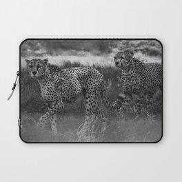 Cheetah Patrol Laptop Sleeve
