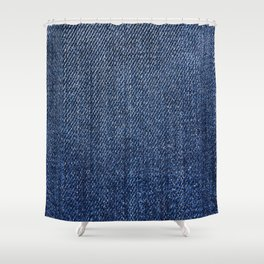 Jeans On All Shower Curtain