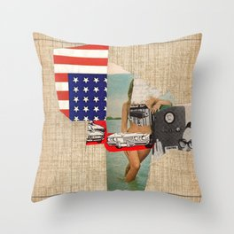 7413 Throw Pillow