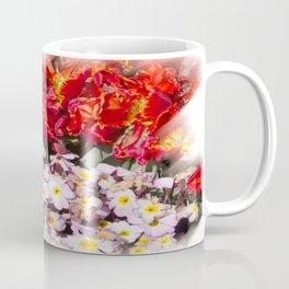 Flowers in town Coffee Mug